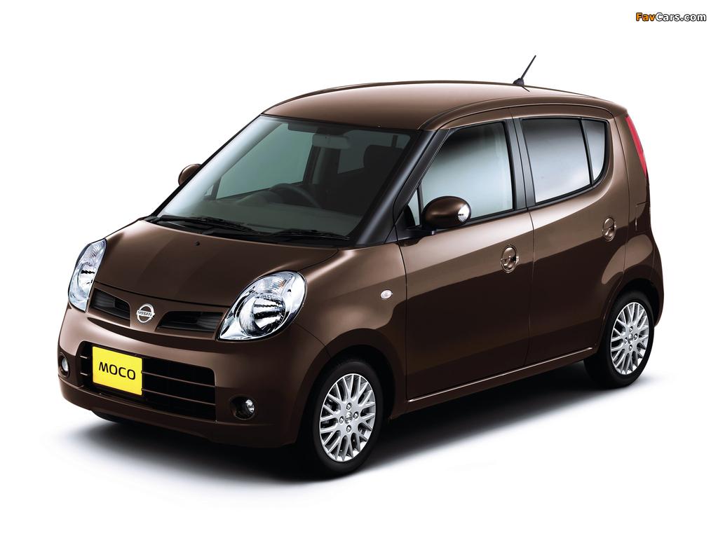 Nissan Moco (SA1) 2006–11 pictures (1024 x 768)