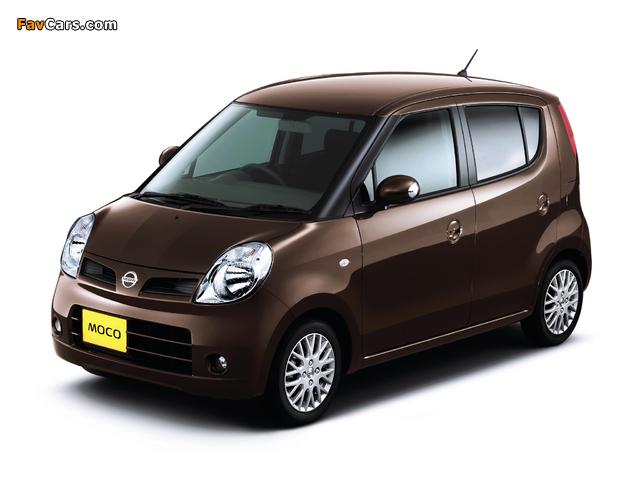 Nissan Moco (SA1) 2006–11 pictures (640 x 480)