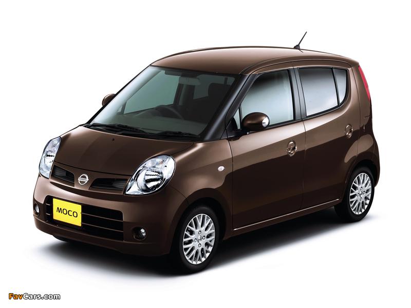 Nissan Moco (SA1) 2006–11 pictures (800 x 600)
