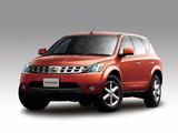 Images of Nissan Murano JP-spec (Z50) 2003–08