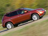 Images of Nissan Murano UK-spec (Z50) 2005–08