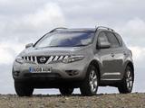 Images of Nissan Murano UK-spec (Z51) 2008–10