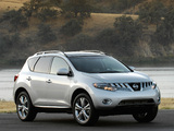 Images of Nissan Murano US-spec (Z51) 2008–10