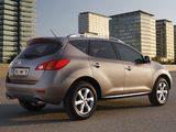Images of Nissan Murano (Z51) 2008–10
