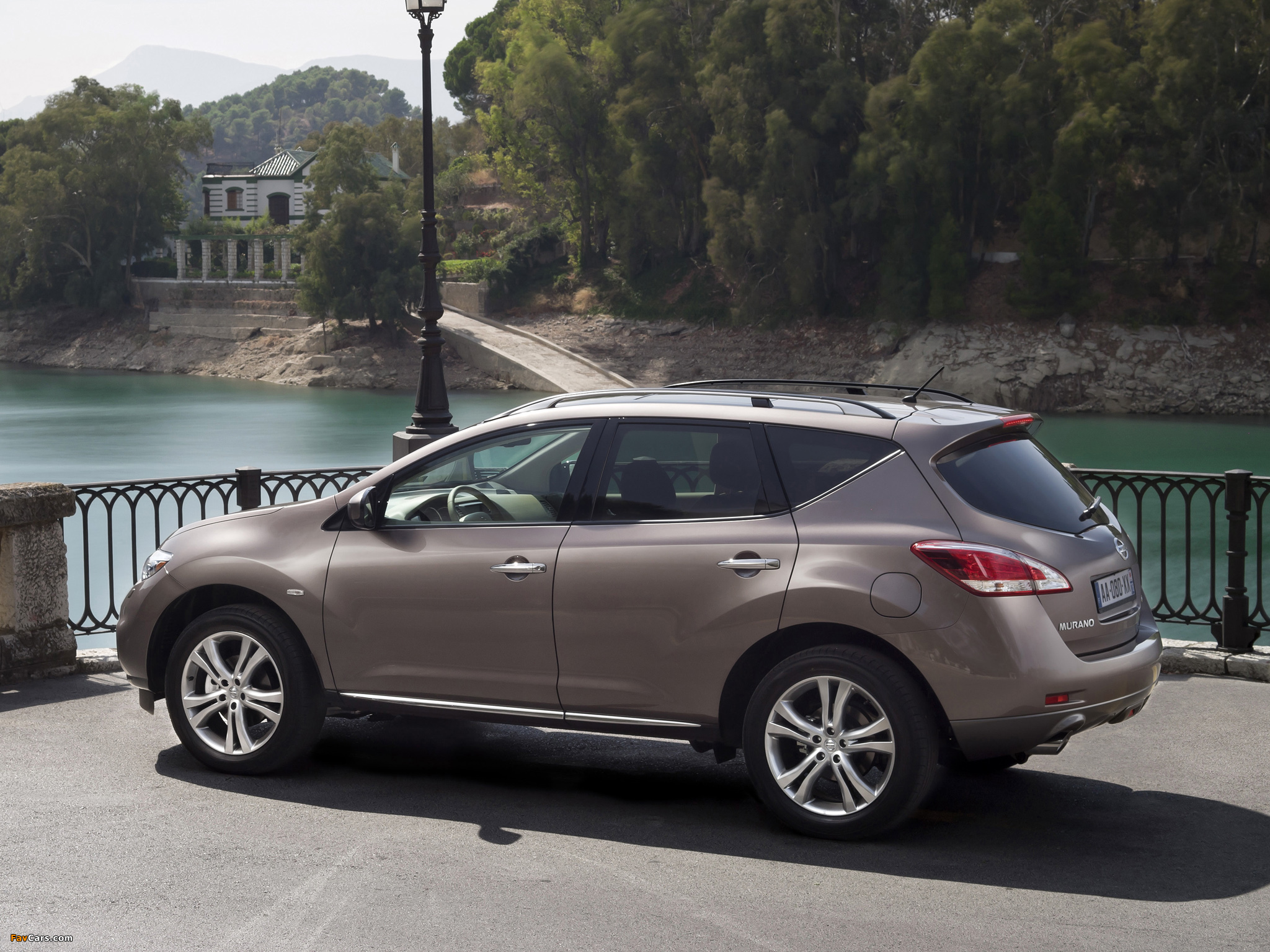 Images of Nissan Murano (Z51) 2010 (2048 x 1536)