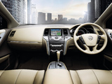 Images of Nissan Murano JP-spec (Z51) 2011
