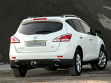 Images of Nissan Murano ZA-spec (Z51) 2012