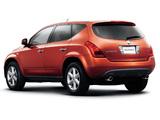 Nissan Murano JP-spec (Z50) 2003–08 images