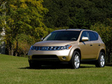 Nissan Murano (Z50) 2003–08 images
