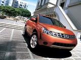 Nissan Murano (Z50) 2003–08 photos