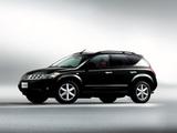 Nissan Murano JP-spec (Z50) 2003–08 photos
