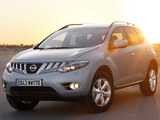 Nissan Murano (Z51) 2008–10 images