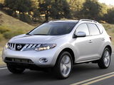 Nissan Murano US-spec (Z51) 2008–10 images