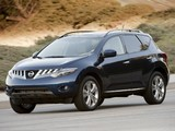 Nissan Murano US-spec (Z51) 2008–10 pictures
