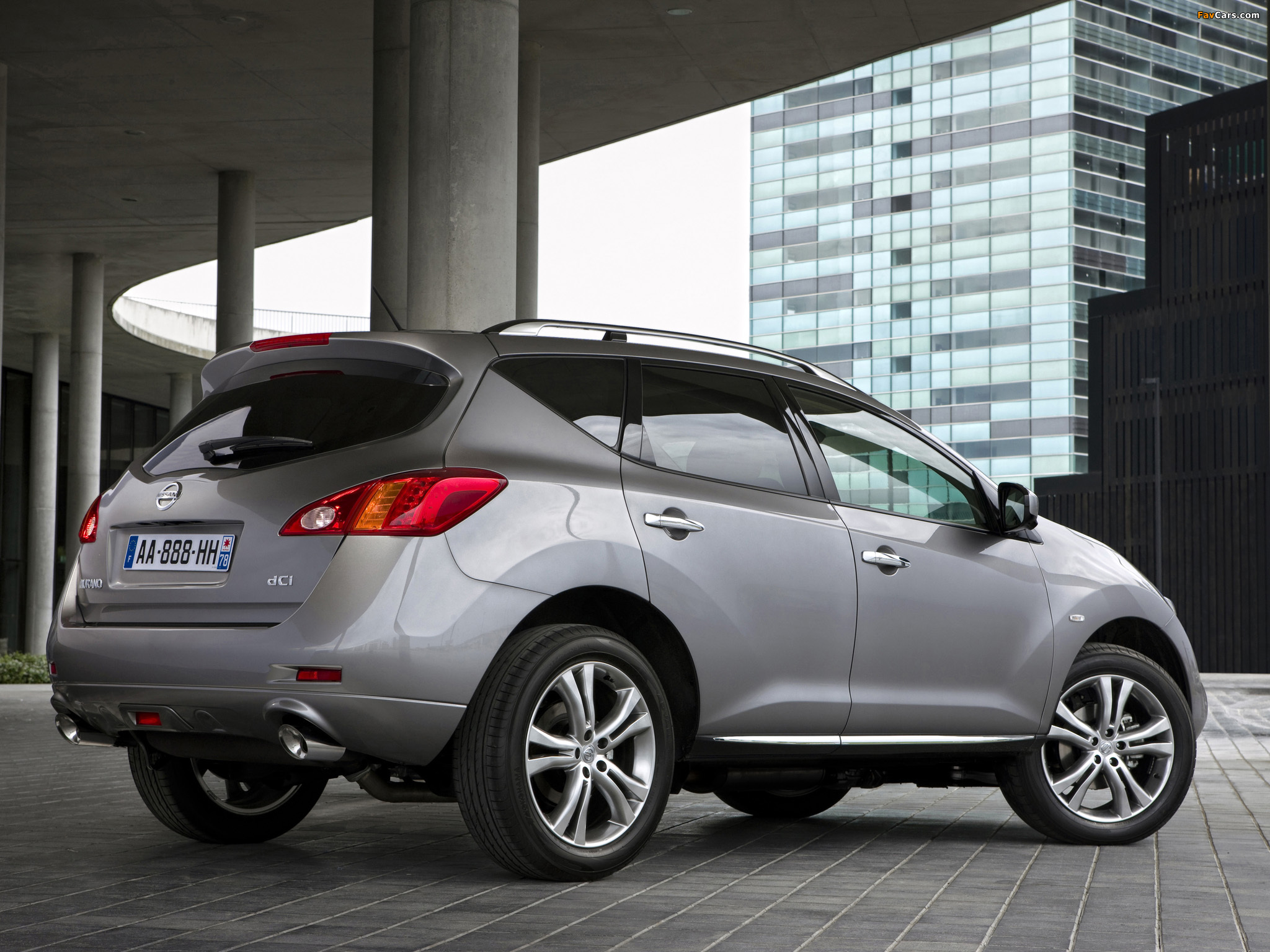 Nissan Murano (Z51) 2010 images (2048 x 1536)