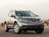 Nissan Murano US-spec (Z51) 2010 images