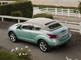 Nissan Murano CrossCabriolet 2010 images