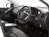 Nissan Murano dCi UK-spec (Z51) 2010–11 images