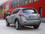Nissan Murano (Z51) 2010 photos
