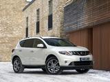 Nissan Murano dCi UK-spec (Z51) 2010–11 pictures