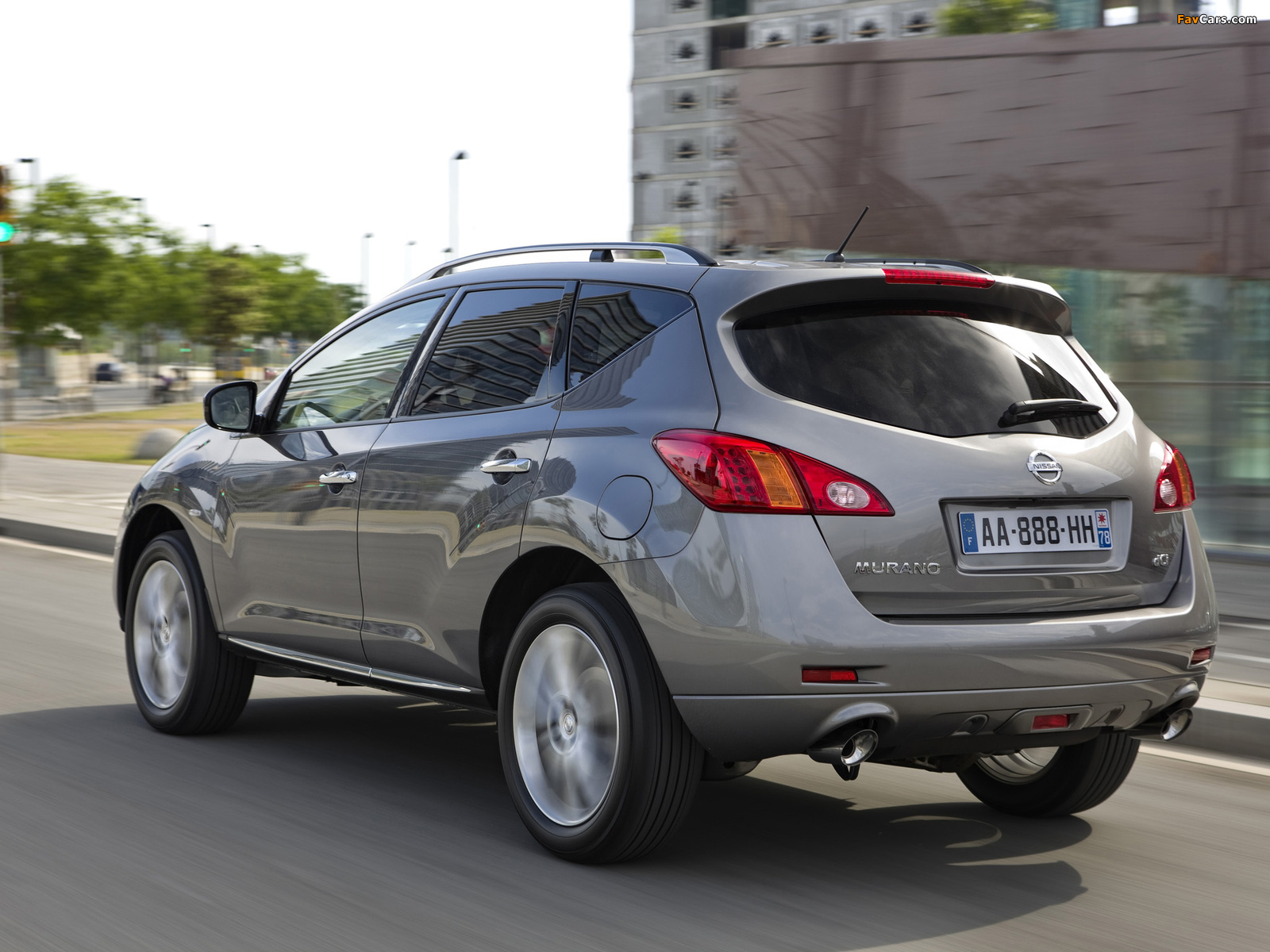 Nissan Murano (Z51) 2010 pictures (1600 x 1200)
