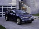 Nissan Murano US-spec (Z51) 2010 pictures