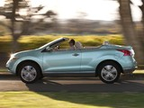 Nissan Murano CrossCabriolet 2010 wallpapers