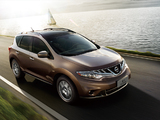 Nissan Murano CN-spec (Z51) 2011 wallpapers
