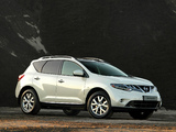 Nissan Murano ZA-spec (Z51) 2012 wallpapers