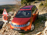 Photos of Nissan Murano (Z50) 2003–08