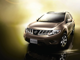 Photos of Nissan Murano JP-spec (Z51) 2008–11