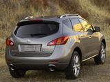 Photos of Nissan Murano US-spec (Z51) 2008–10