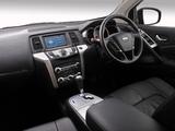 Photos of Nissan Murano ZA-spec (Z51) 2009