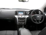 Photos of Nissan Murano dCi UK-spec (Z51) 2010–11