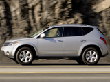 Pictures of Nissan Murano (Z50) 2003–08