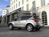 Pictures of Nissan Murano UK-spec (Z51) 2008–10