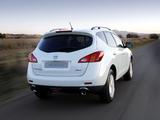 Pictures of Nissan Murano ZA-spec (Z51) 2009