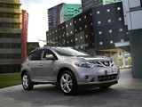 Pictures of Nissan Murano (Z51) 2010