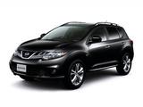 Pictures of Nissan Murano JP-spec (Z51) 2011