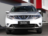 Pictures of Nissan Murano AU-spec (Z51) 2011