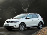 Pictures of Nissan Murano ZA-spec (Z51) 2012