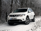 Nissan Murano dCi UK-spec (Z51) 2010–11 wallpapers