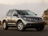Nissan Murano US-spec (Z51) 2010 wallpapers
