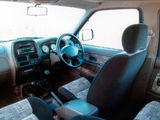 Images of Nissan Pickup Navara Crew Cab UK-spec (D22) 1997–2001