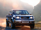 Nissan Pickup Navara Crew Cab UK-spec (D22) 1997–2001 images