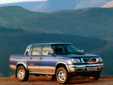 Nissan Pickup Navara Crew Cab UK-spec (D22) 1997–2001 wallpapers