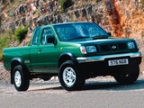 Nissan Pickup Navara King Cab UK-spec (D22) 1997–2001 wallpapers