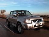 Nissan Pickup Navara Crew Cab UK-spec (D22) 2001–05 images
