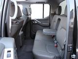 Nissan Navara Double Cab UK-spec (D40) 2005–10 pictures