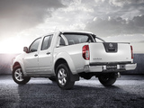 Nissan Navara Double Cab 25th Anniversary (D40) 2012 images